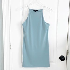 🍭Forever 21 Jade Halter Dress Medium🍭